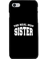 The Real MVP - sister Phone Case thumbnail