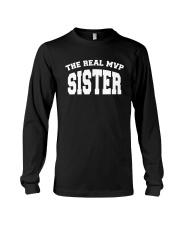 The Real MVP - sister Long Sleeve Tee thumbnail