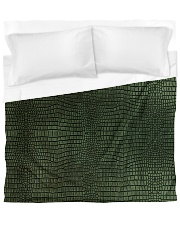 Alligator Duvet Cover - King thumbnail