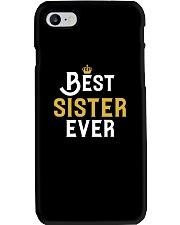 Best Sister Ever Phone Case thumbnail