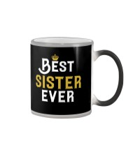 Best Sister Ever Color Changing Mug thumbnail