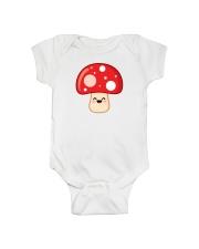 Baby Mushroom Onesie thumbnail