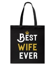 Best Wife Ever Tote Bag thumbnail