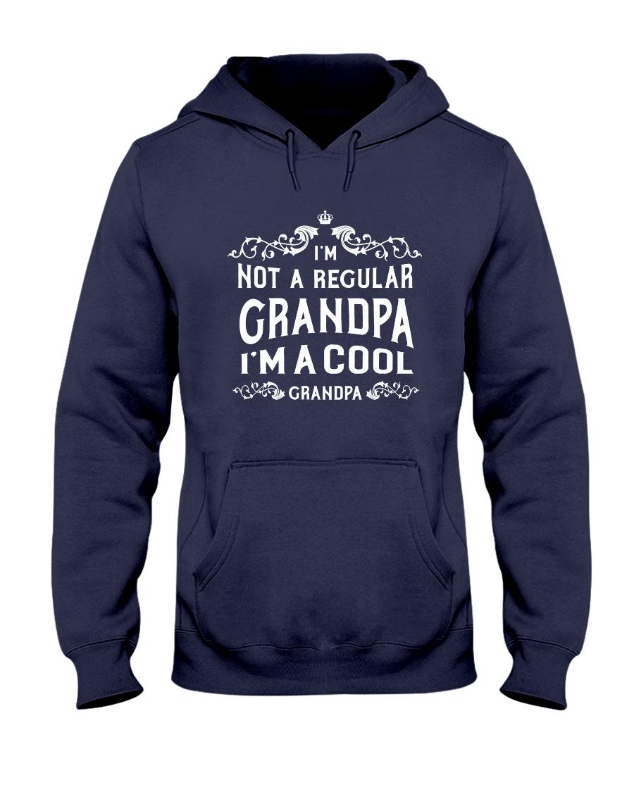I'm a Cool Grandpa Hooded Sweatshirt