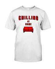 Chilling at Home Classic T-Shirt tile