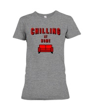 Chilling at Home Premium Fit Ladies Tee thumbnail