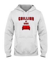 Chilling at Home Hooded Sweatshirt thumbnail