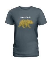 Niece Bear Ladies T-Shirt front
