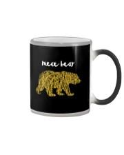 Niece Bear Color Changing Mug thumbnail