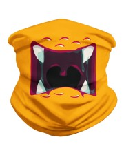 Monster Fangs Neck Gaiter front