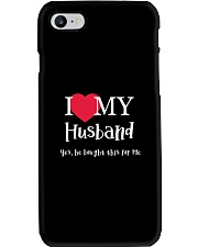 I Love My Husband - Yes He Bought This For Me Phone Case thumbnail