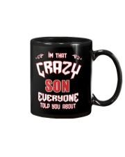 I'm That Crazy Son Mug thumbnail