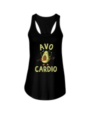 Avo-Cardio Ladies Flowy Tank tile