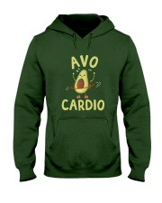 Avo-Cardio Hooded Sweatshirt thumbnail