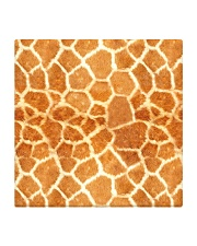 Giraffe Square Coaster thumbnail