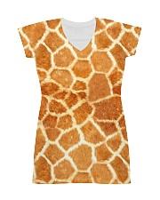 Giraffe All-over Dress thumbnail