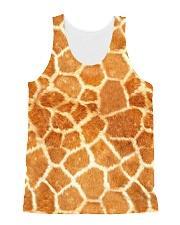 Giraffe All-over Unisex Tank thumbnail