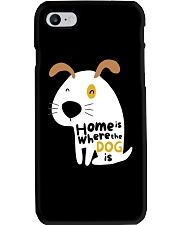 Home is Where the Dog is Phone Case thumbnail