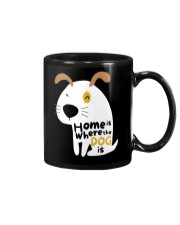 Home is Where the Dog is Mug thumbnail