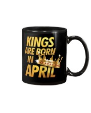Kings Are Born in April Mug thumbnail