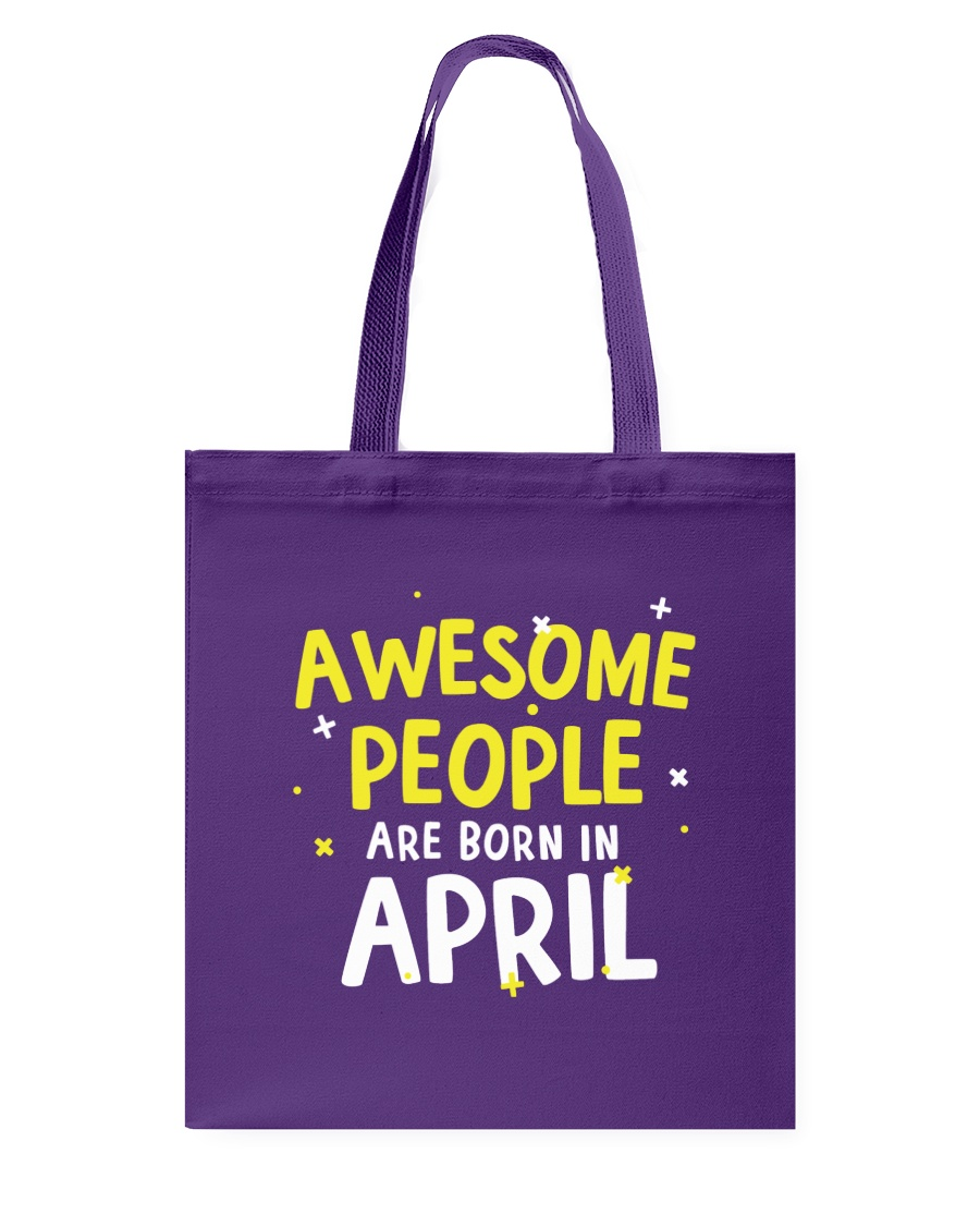 Awesome People Are Born In April