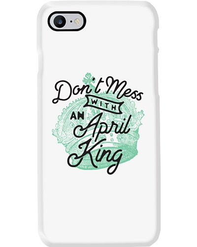 Don't Mess With a April King