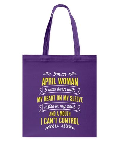 I'm a April Woman