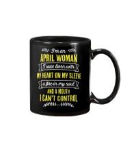 I'm a April Woman Mug thumbnail