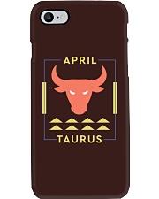 April Taurus Phone Case thumbnail