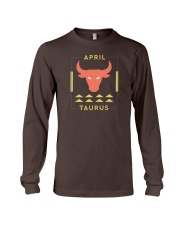 April Taurus Long Sleeve Tee thumbnail