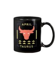 April Taurus Mug thumbnail