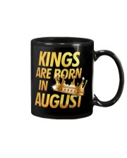 Kings Are Born in August Mug thumbnail