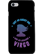 August Girl an Amazing Virgo Phone Case thumbnail