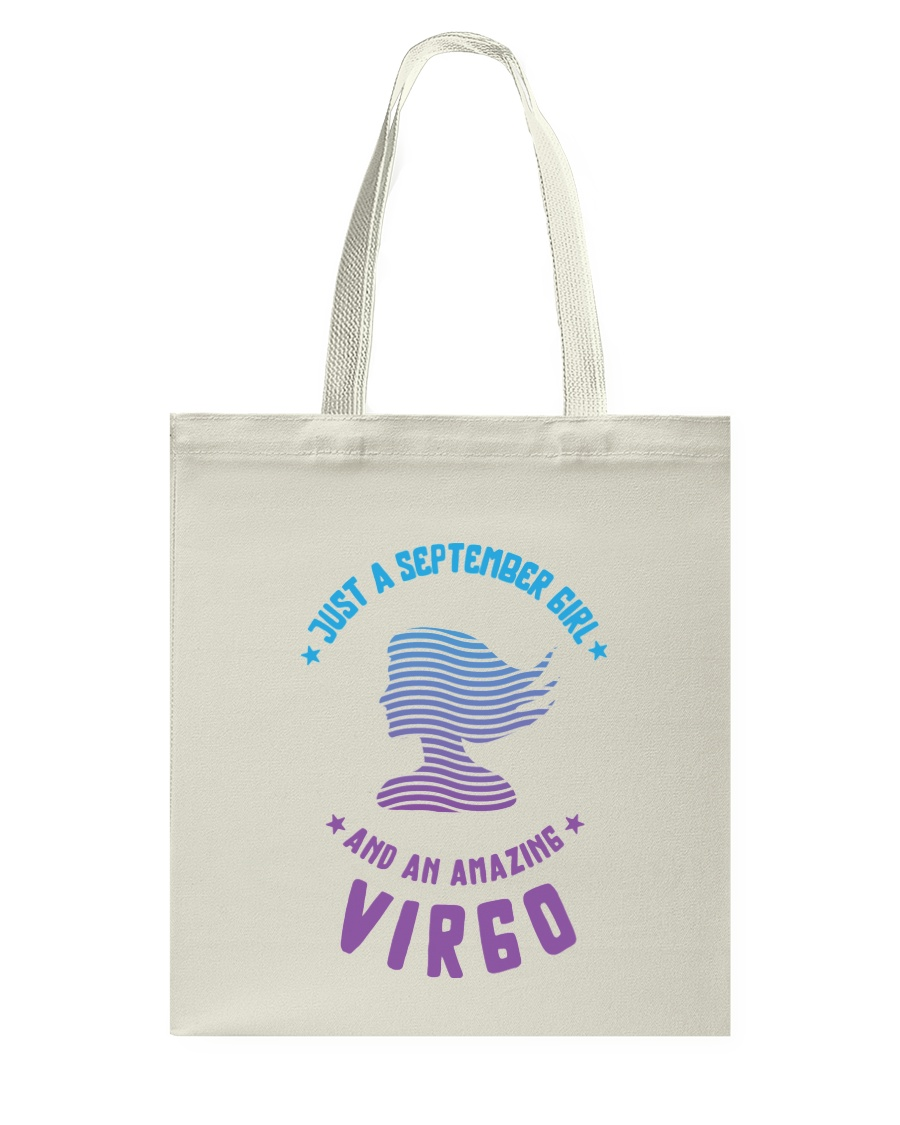 August Girl an Amazing Virgo Tote Bag