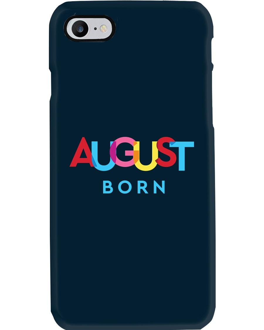 August Born Phone Case
