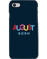 August Born Phone Case i-phone-7-case