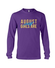 August Girls are Crazy Long Sleeve Tee thumbnail