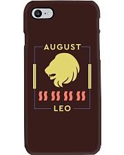 August Leo Phone Case thumbnail