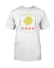 August Leo Classic T-Shirt tile