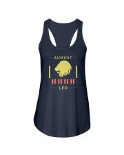 August Leo Ladies Flowy Tank thumbnail