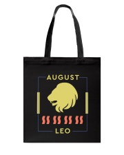 August Leo Tote Bag thumbnail