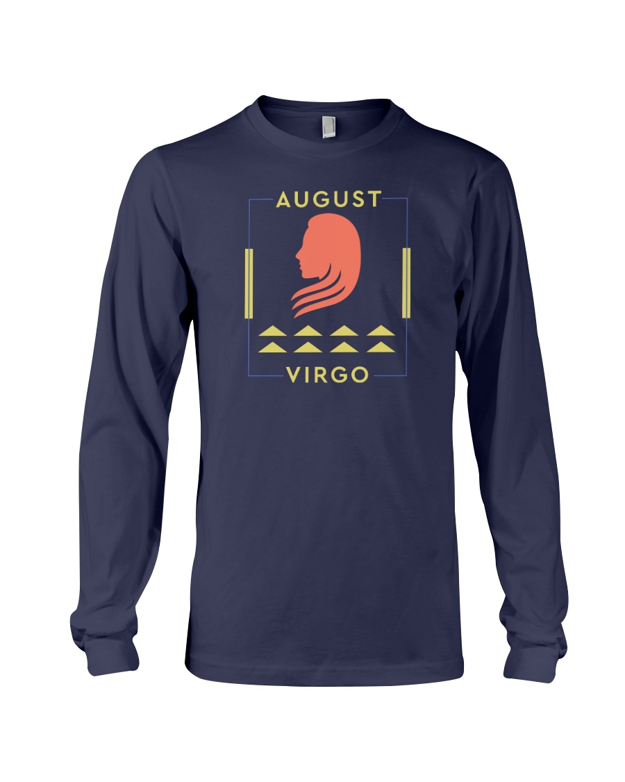 August Virgo Long Sleeve Tee
