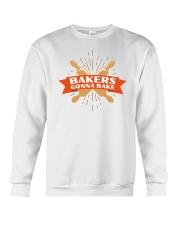 Bakers Gonna Bake Crewneck Sweatshirt thumbnail