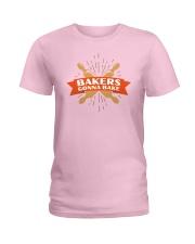 Bakers Gonna Bake Ladies T-Shirt thumbnail