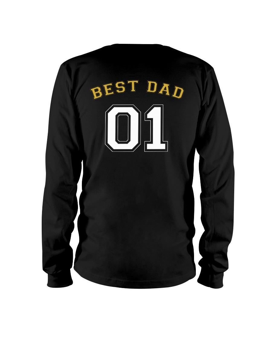 Best Dad Long Sleeve Tee