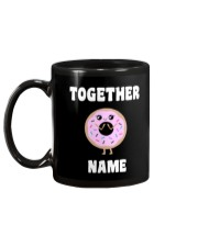 Together personalized Mug back