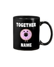 Together personalized Mug front
