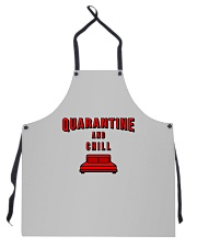 Quarantine and Chill Apron thumbnail