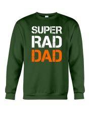 Super Rad Dad Crewneck Sweatshirt front