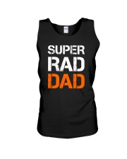 Super Rad Dad Unisex Tank thumbnail